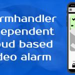 Independent video alarm service update