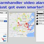 Video alarm just got even smarter!