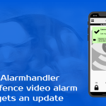Alarmhandler geofence video alarm gets an update