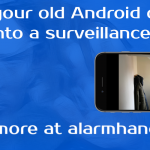 Connect old phones to your security system using Alarmhandler